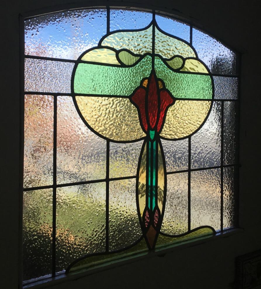 Entry Door Window