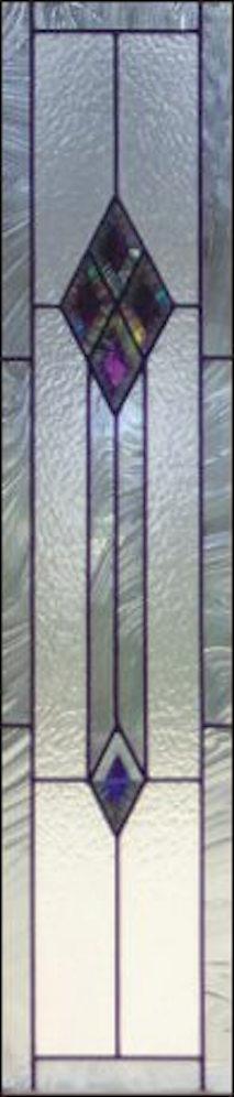 Pendulam (Dicroic) leadlight